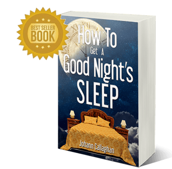How to get a good nights sleep book