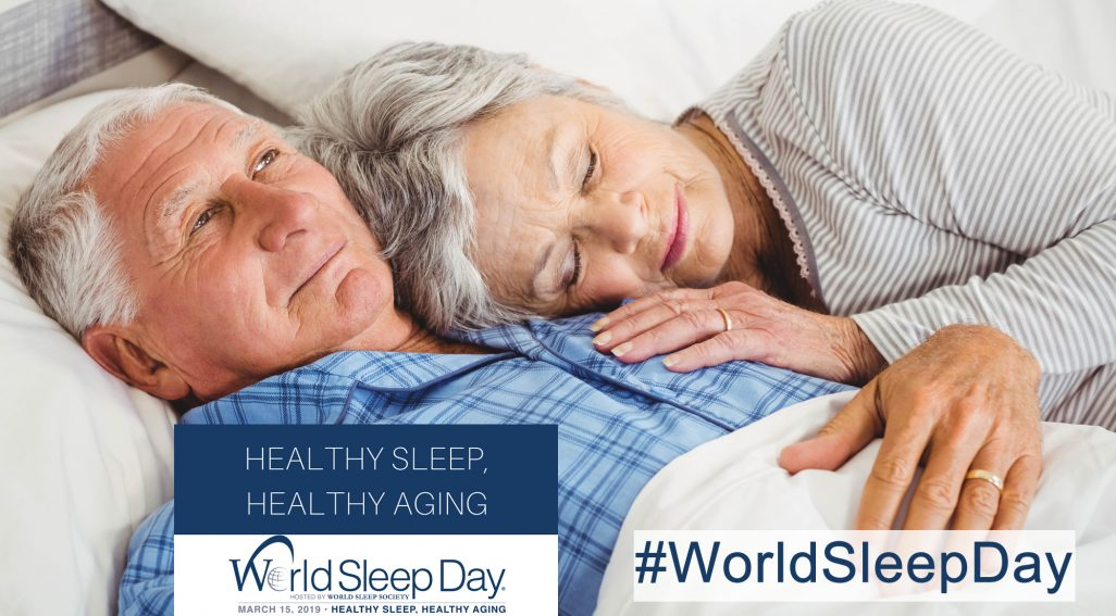 World Sleep Day Healthy Ageing