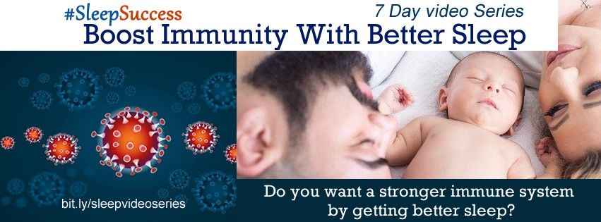 Boost Immunity With Better Sleep