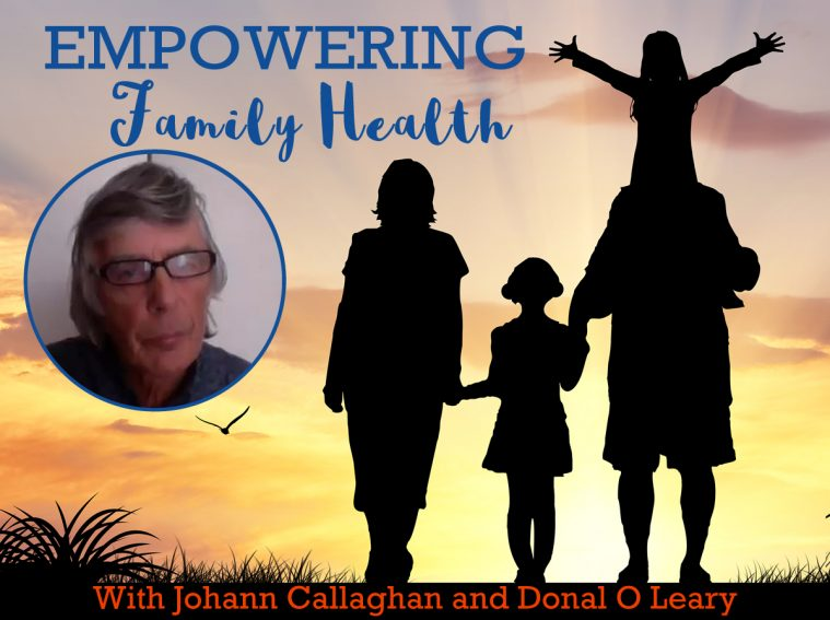 Empowering Family Health with Donal O Leary