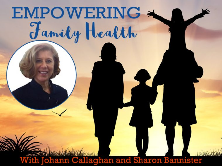 Empowering Family Health with Sharon Bannister