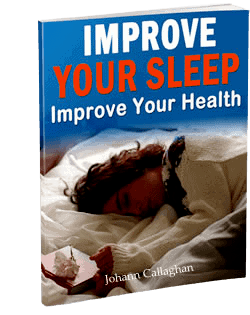 Improve Your Sleep Improve Your Health
