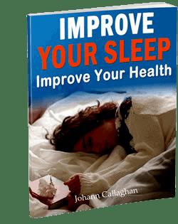 Improve Your Sleep Improve Your Health